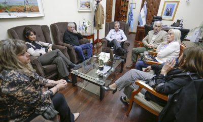 El Gobernador se reunió con diputados del Chu.So.To.