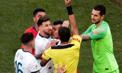 Argentina tercera Copa América