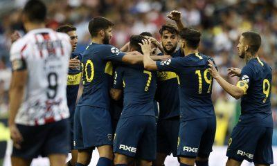 Boca le ganó a Chivas