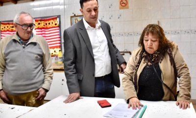 Maderna residentes chilenos