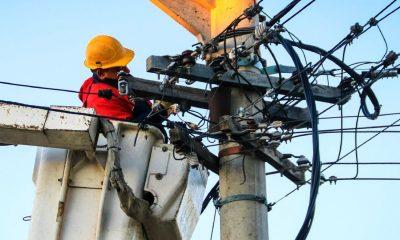 Cortes energía Trelew