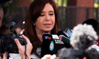 Cristina procesada subsidios trenes