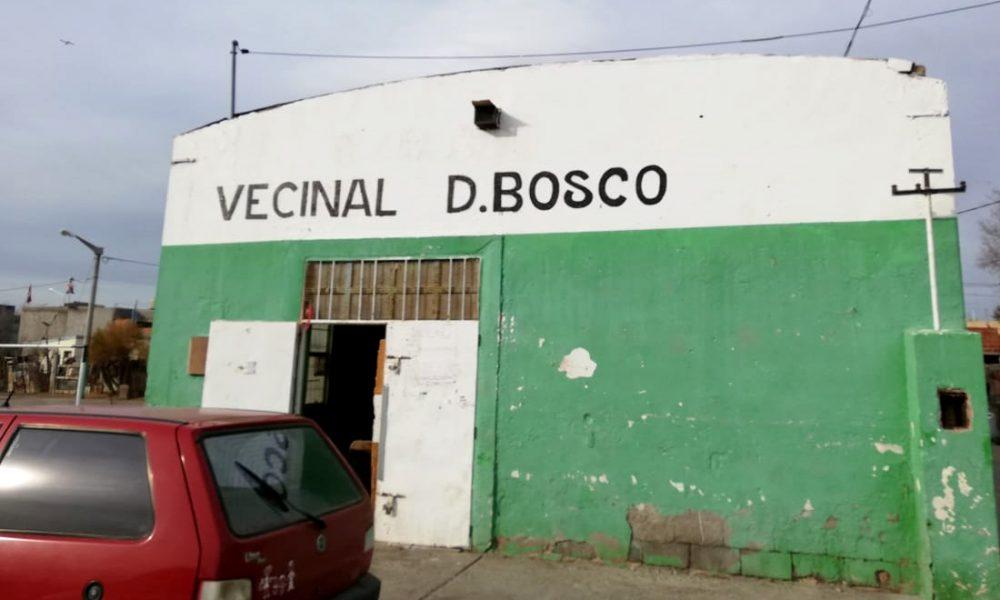 Vecinal Don Bosco sin gas