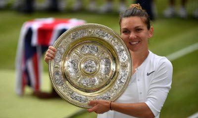 Halep campeona Wimbledon