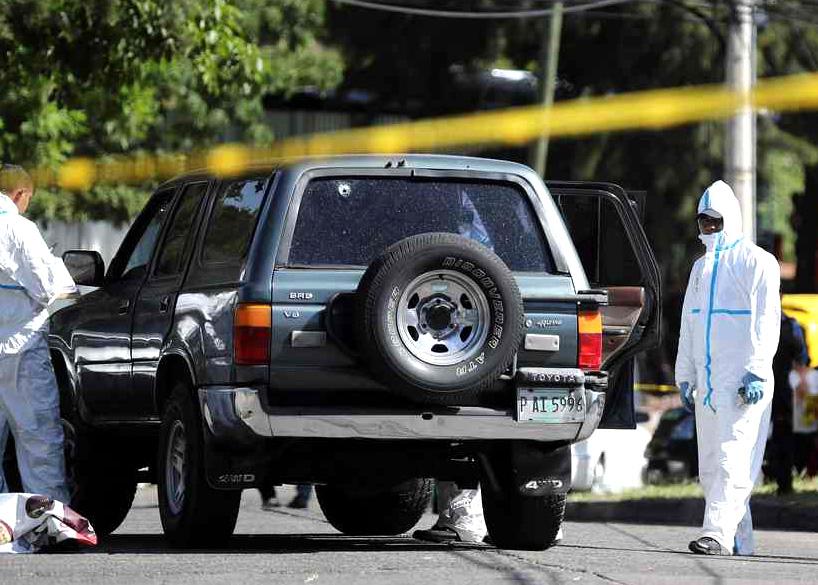 América Latina homicidios