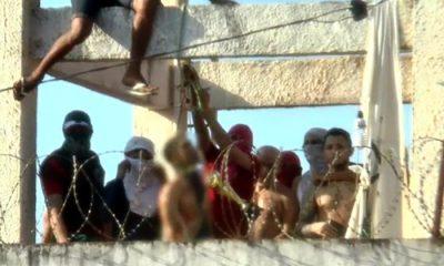 Horror en una cárcel de Brasil