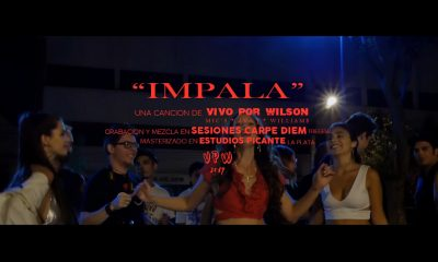 Vivo por Wilson estreno video Impala