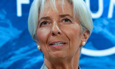 Lagarde deja el FMI