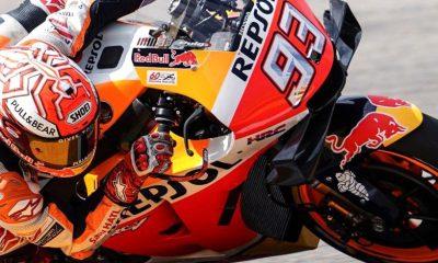 Márquez 10 triunfos Sachsenring