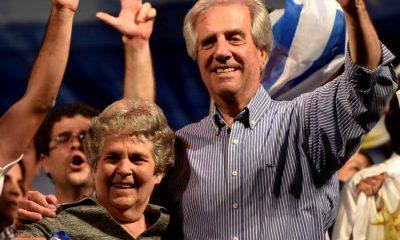 Murió la Primera Dama de Uruguay