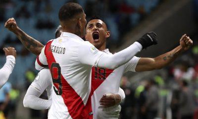 Perú a la final 44 años