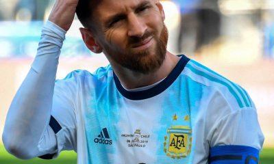 Reggae de Messi