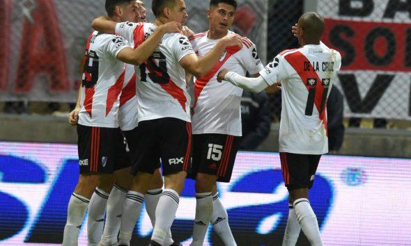 River por penales Copa Argentina