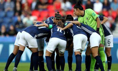 Selección femenina ranking FIFA