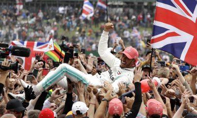 Hamilton récord Silverstone