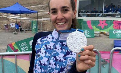Gómez Villafañe medalla de plata