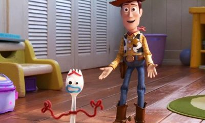 Toy Story 4 récord