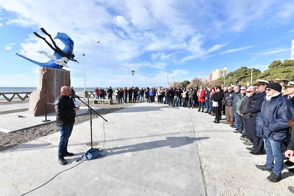 Puerto Madryn celebró este domingo su 154º aniversario