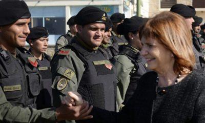 """""""Suplemento salarial"""" para Gendarmería, Prefectura y la Federal"""