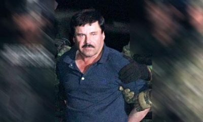 "Condenaron al ""Chapo"" Guzmán a cadena perpetua"