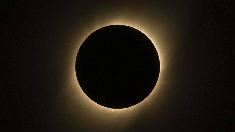 Eclipse lunar privilegiados