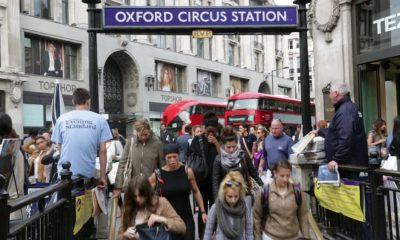 Londres: arrojaron gas tóxico en el metro