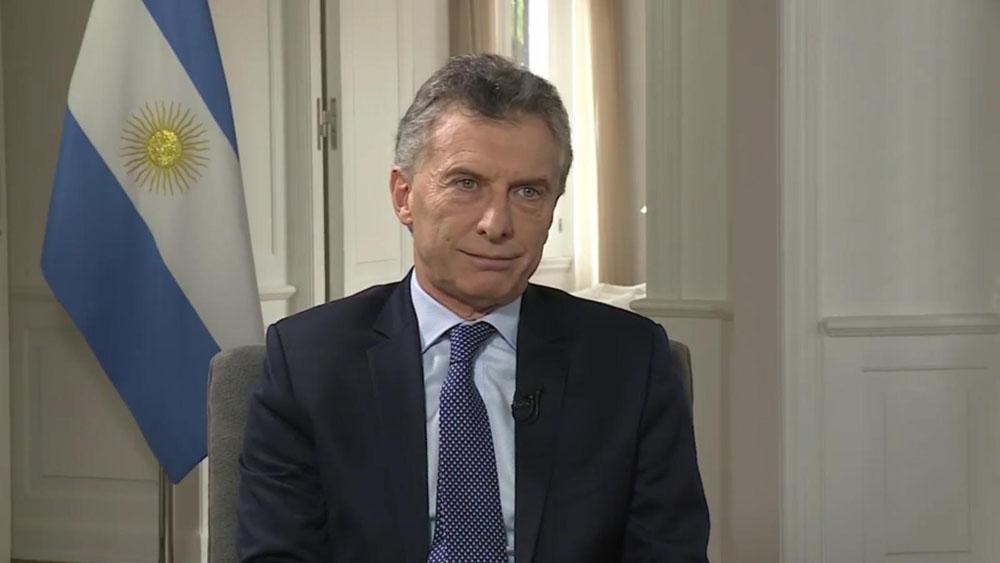 """Macri apuntó contra el Frente de Todos: """"Son una destrucción de futuro"""""""