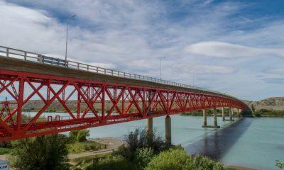 Ruta 3: Cortarán el tránsito en el puente sobre el Río Santa Cruz