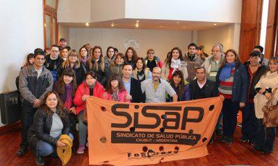 Amplían convenio de adjudicación de lotes al SISAP