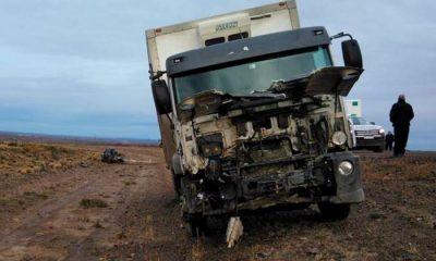 Accidente fatal Ruta 26