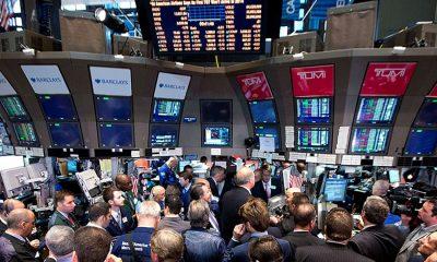 Acciones y bonos Wall Street