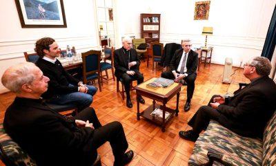 Alberto reunión CEA