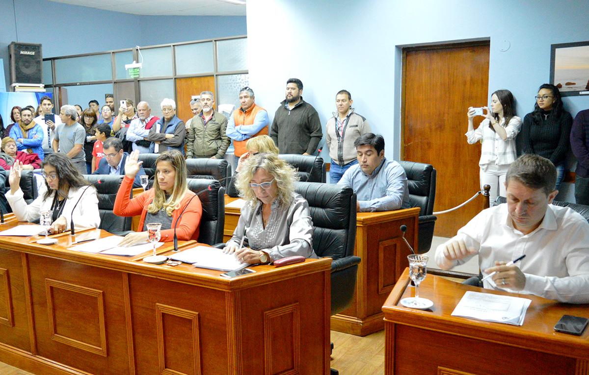 Juicio político para la intendenta Artero