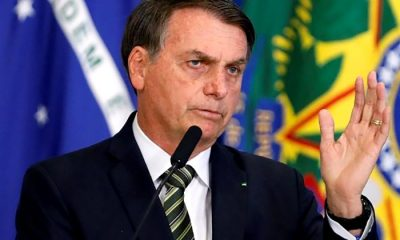 Bolsonaro exigió disculpas de Macron