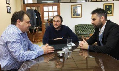 El Ministro de Producción se reunió con autoridades de la UNPSJB