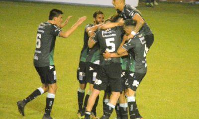 Estudiantes Río Cuarto goleó a Temperley