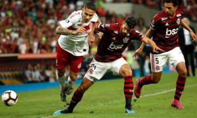 Flamengo superó al equipo de D´Alessandro