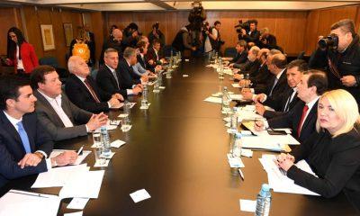 Gobernadores opositores rechazaron medidas