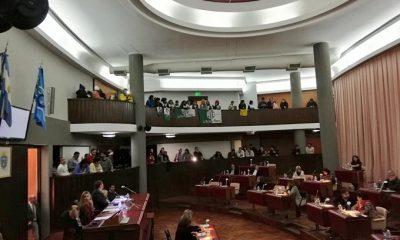 La Legislatura dio apoyo unánime