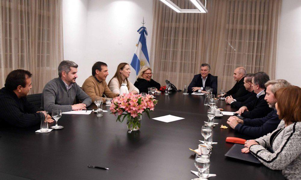 Macri ratificó a su gabinete