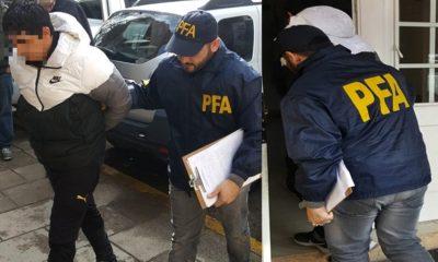 Narco detenido Cutral Co 800 kilos marihuana