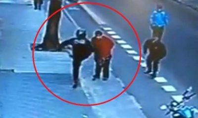 Un hombre murió tras recibir una patada de un policía