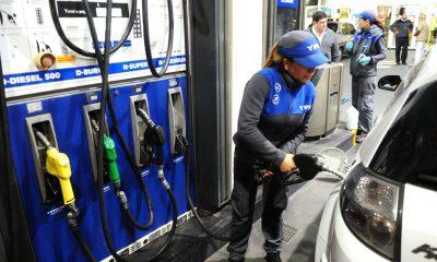 Congelan precios combustibles