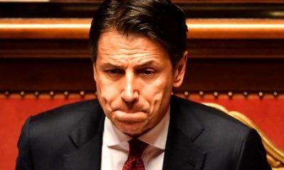 Primer ministro italiano renuncia