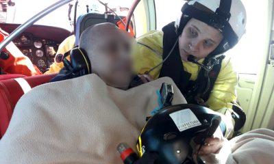 Prefectura rescató a un marinero