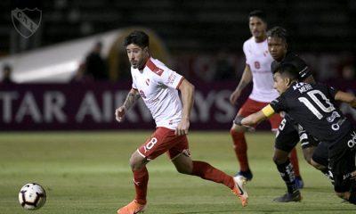 Independiente eliminado Sudamericana