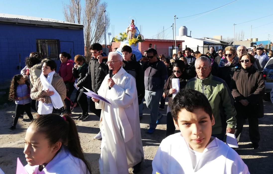 Clamor de Pan y Trabajo en el Día de San Cayetano