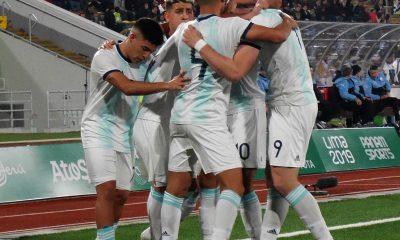 La selección por el oro panamericano