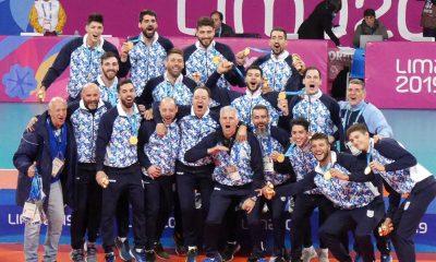 Voley campeón panamericano