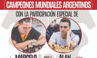 Trelew será sede de un torneo internacional de ajedrez